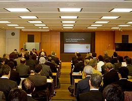 250名が出席したエジプト投資フォーラム=国際協力銀行