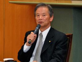 江田五月参議院議長を講師とした...