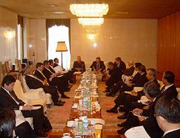 第6回日露経済問題等協議会(在日ロシア大使館)