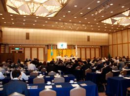 第123回FEC国際問題懇談会の会場(帝国ホテル東京)