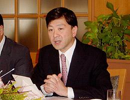 講師の中島みずほ総研専務取締役・主任研究員